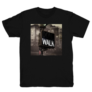 Walk T-Shirt [Black]
