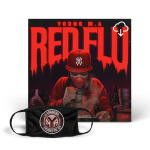 Token Logo Mask + Red Flu EP Digital Download