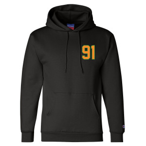 Off The Dribble Hoodie [Black]