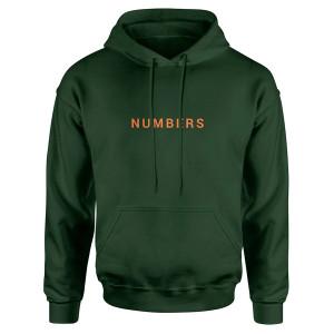 Numbers Hoodie [Green]