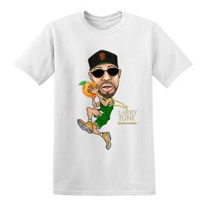 Basketball T-Shirt [White]