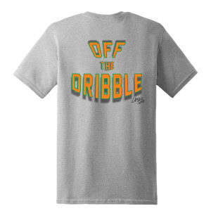 Off the Dribble T-Shirt [Gray]