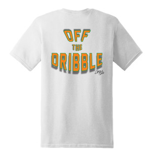 Off the Dribble T-Shirt [White]