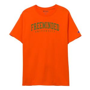 Freeminded University Tee [Orange]