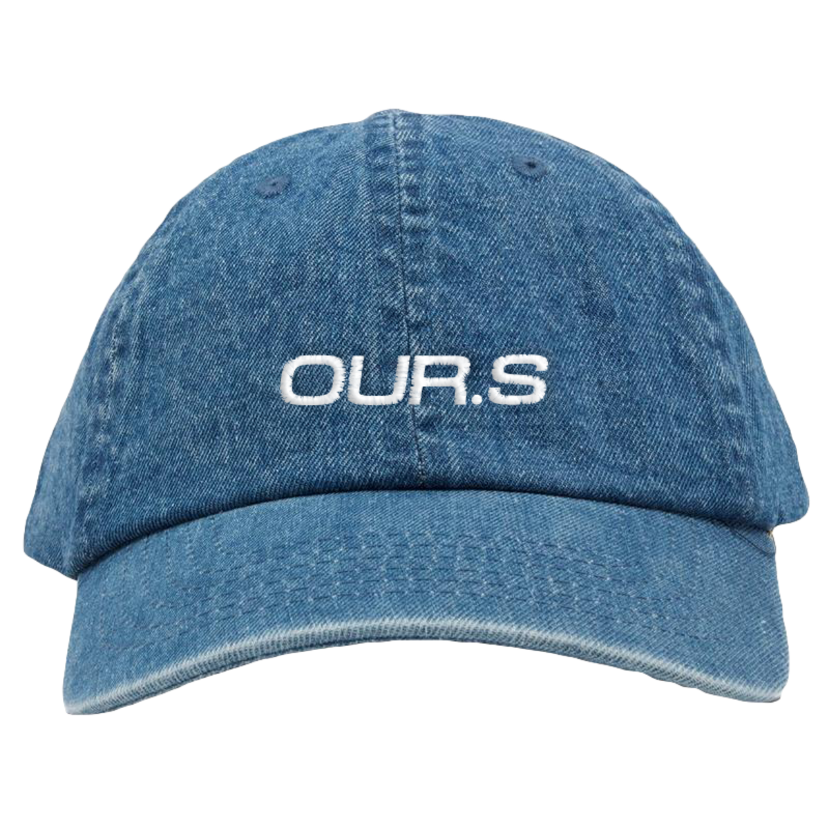 OUR.S Denim Dad Hat