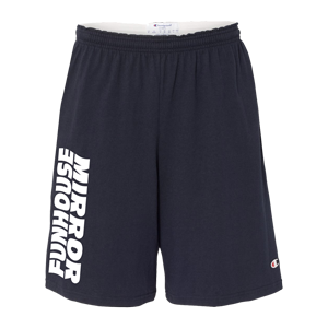 Funhouse Mirror Basketball Shorts + Digital Download