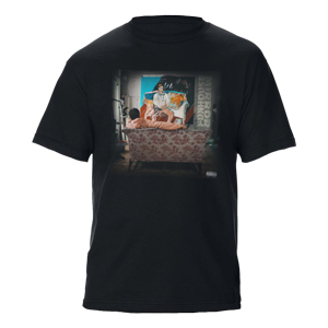 Funhouse Mirror Album Cover T-Shirt + Digital Download
