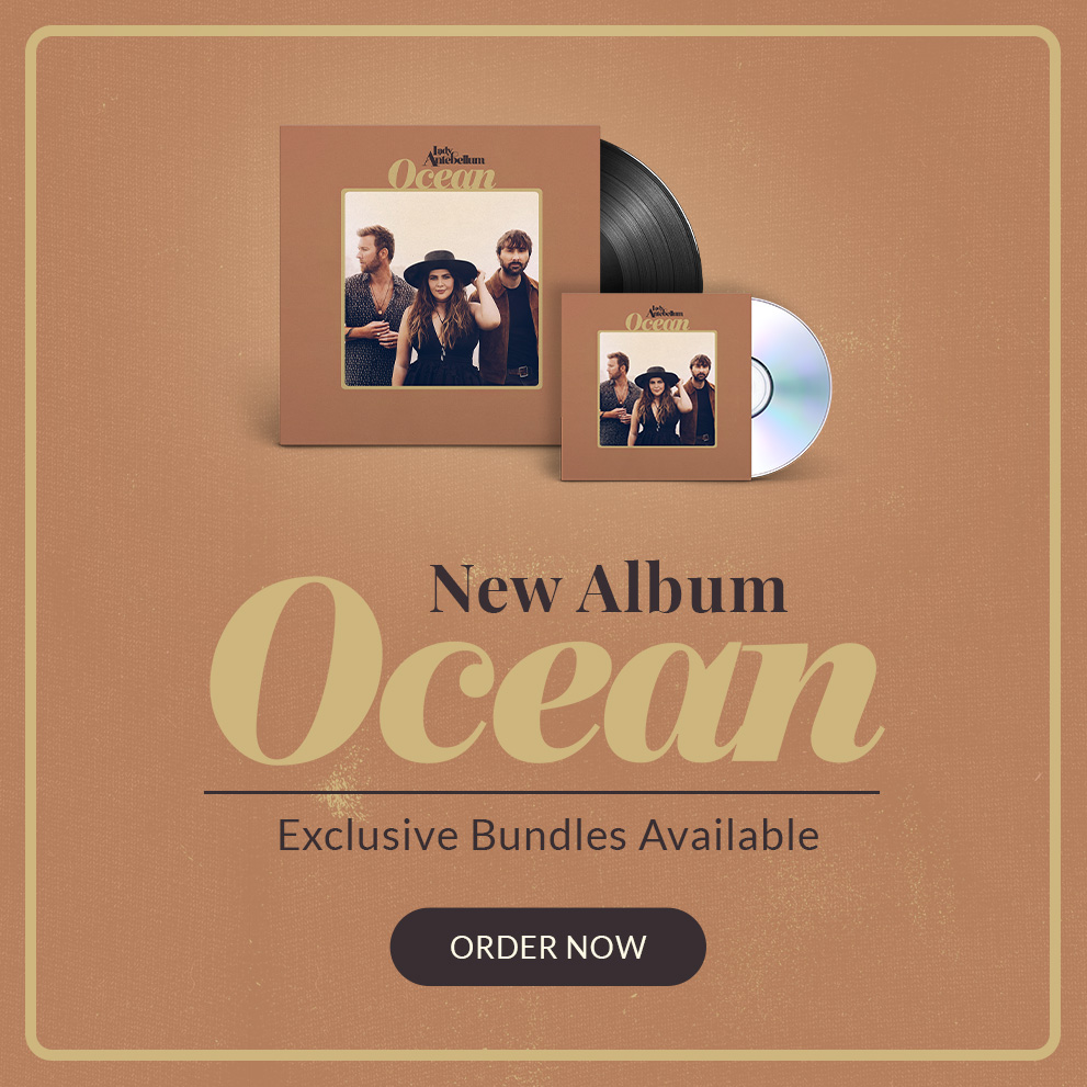 Lady Antebellum New Album Oceans Out Now