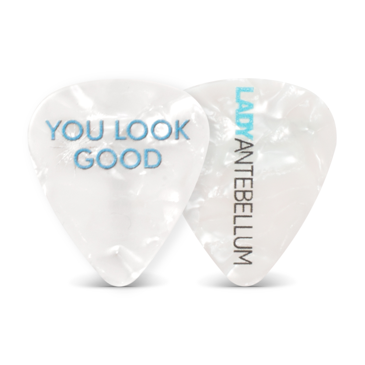 Lady Antebellum Pick Set