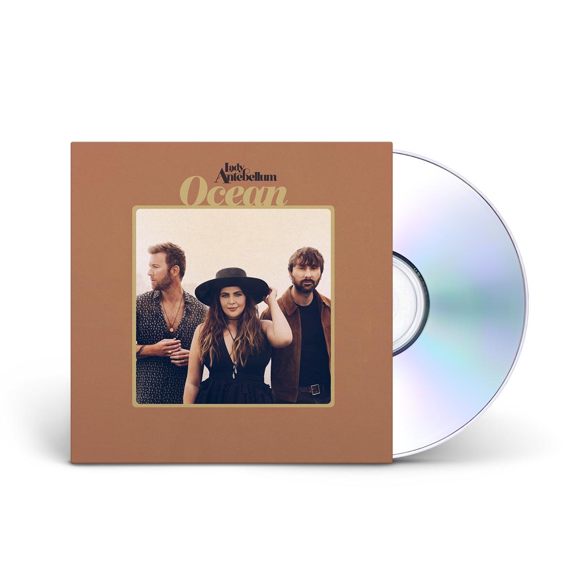 Lady Antebellum Ocean CD