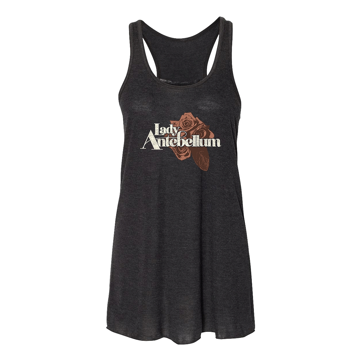 Lady A Rose Flowy Tank