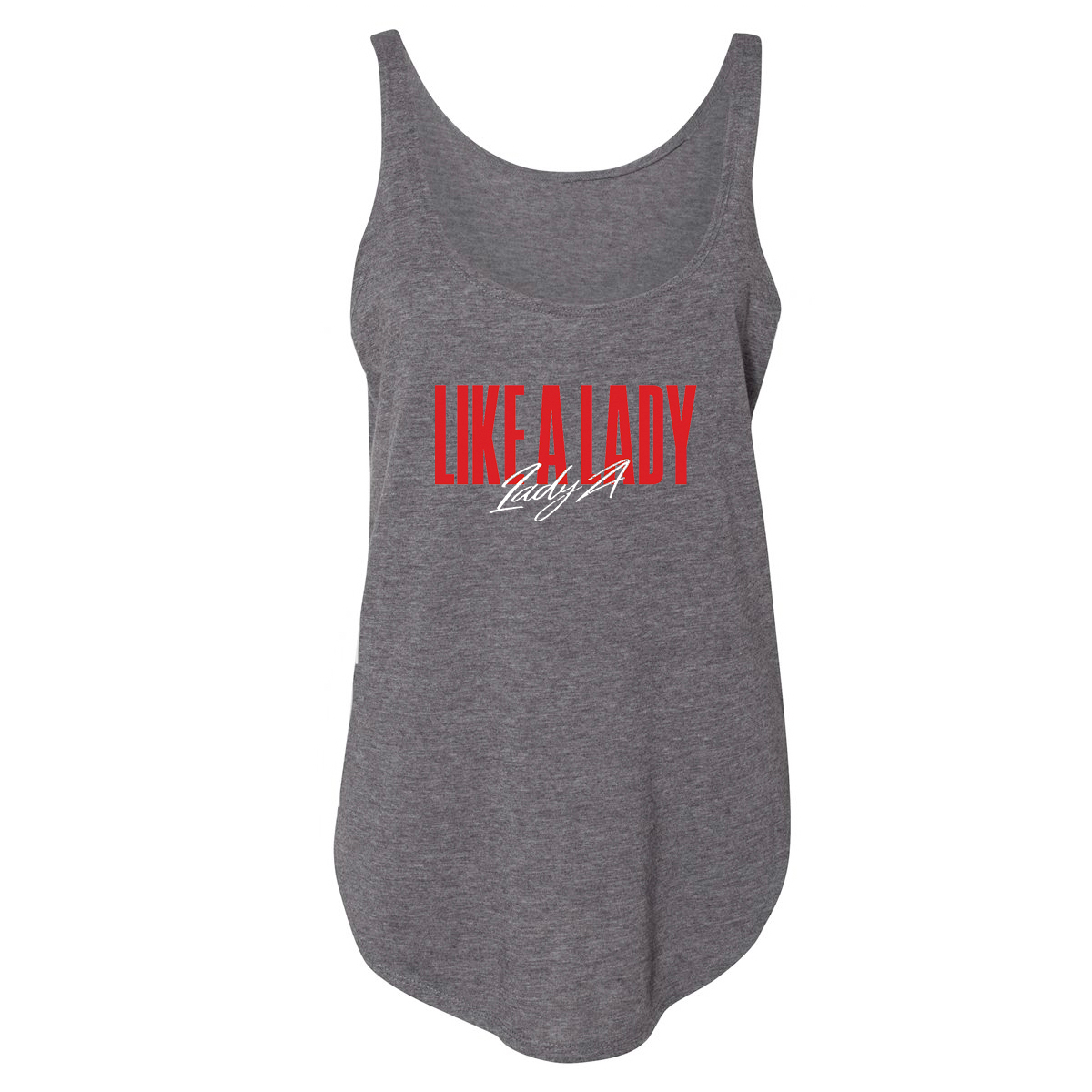 "Lady A ""Like A Lady"" Tank Top"