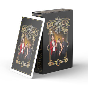 Lady Antebellum Vegas Playing Cards