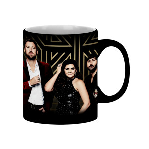 Lady Antebellum - Hot/Cold Color Changing Mug