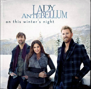Lady Antebellum On This Winter's Night CD