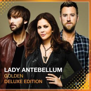Lady Antebellum Golden Deluxe CD