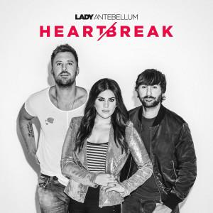 Lady Antebellum Heartbreak CD