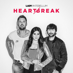 Lady Antebellum Heartbreak CD