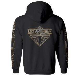 Lady Antebellum Vegas Zip Hoodie