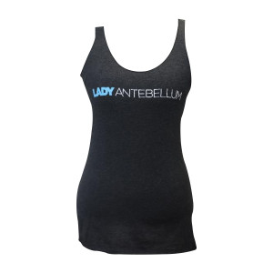 Lady Antebellum Logo Ladies Tank