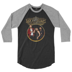 Lady Antebellum Photo Vegas Dateback Raglan