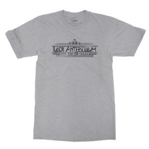 Lady Antebellum - Heather Grey Vegas T-shirt