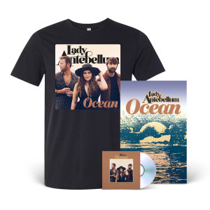 Lady Antebellum - Ocean CD Bundle