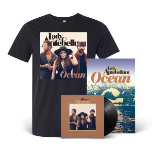 Lady Antebellum - Ocean LP Bundle