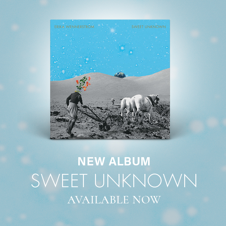 New Album Sweet Unknown Available Now