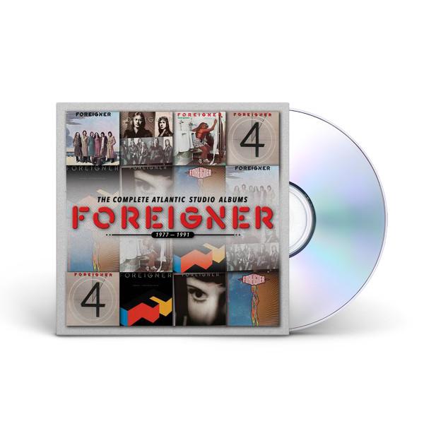 Foreigner The Complete Atlantic Studio Albums 1977-1991 (7CD