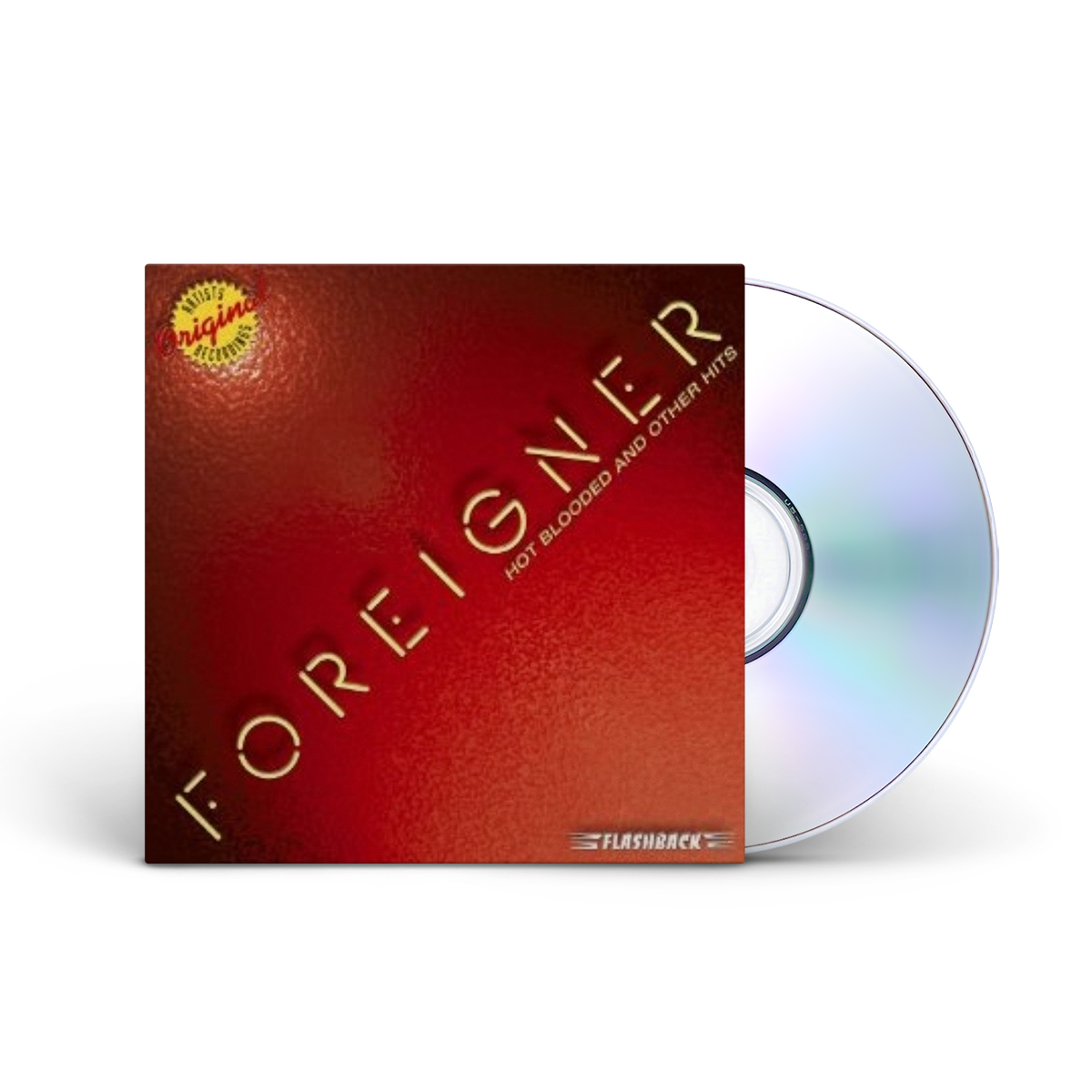 Foreigner Hot Blooded & Other Hits CD