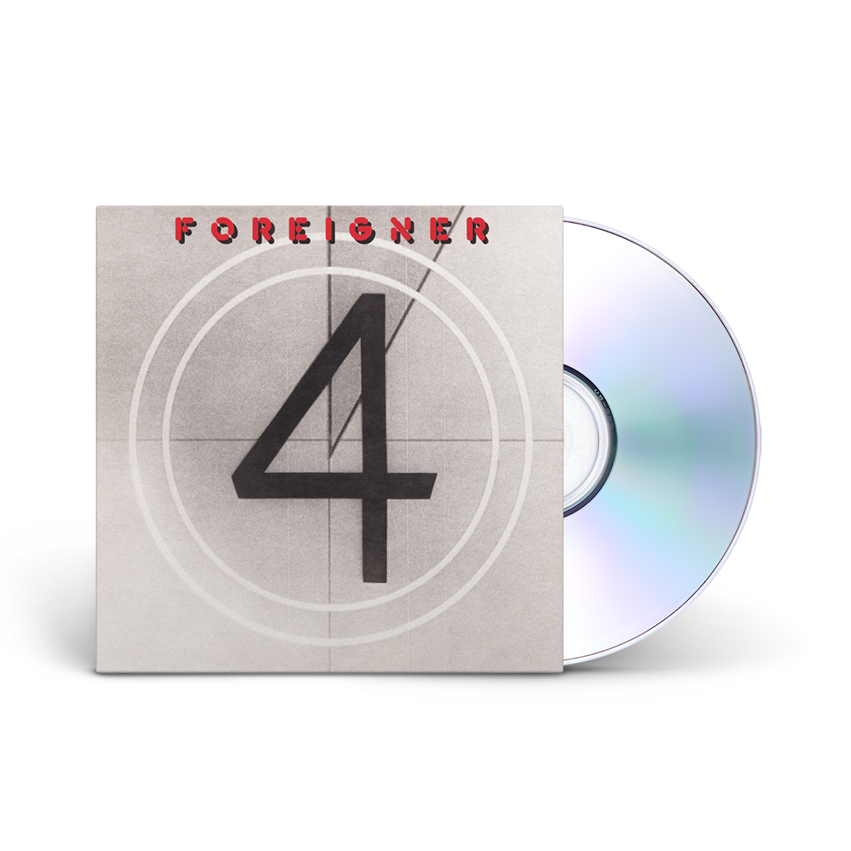 Foreigner 4 (Expanded & Remastered) CD