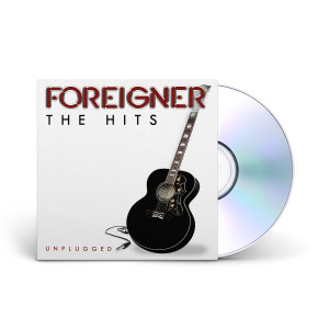 Foreigner The Hits Unplugged CD
