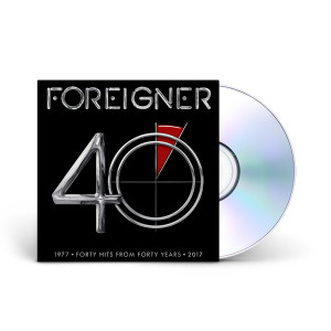 Foreigner 40 (2CD) CD