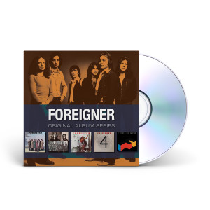 Foreigner Original Album Series (5 CD) CD