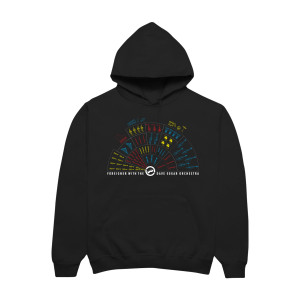 Foreigner Orchestral Tour Hoodie