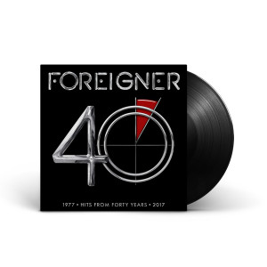 Foreigner 40 (2LP) LP