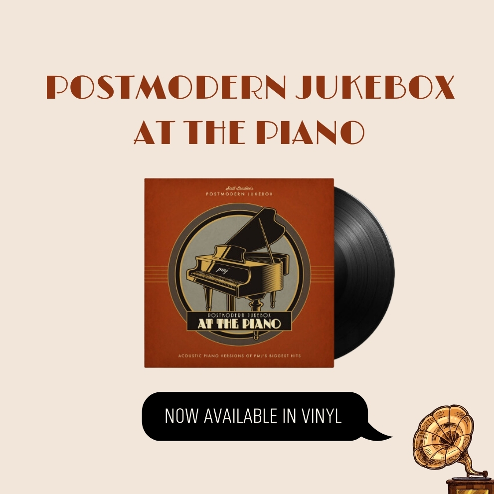 Postmodern Jukebox At The Piano Now Available In Vinyl