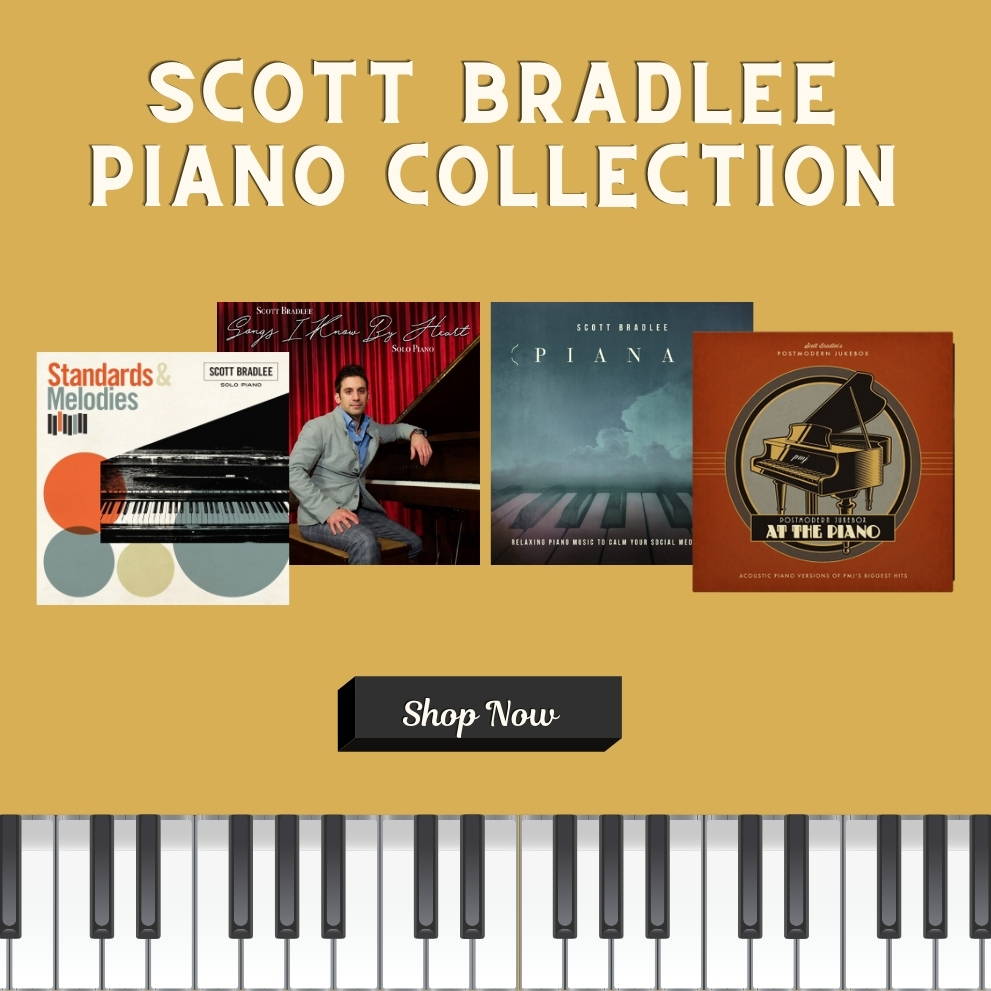 Scott Bradlee Piano Collection - Shop Now