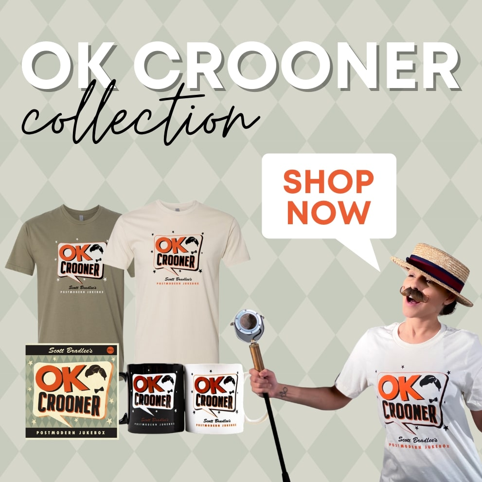 OK Crooner Collections Shop Now