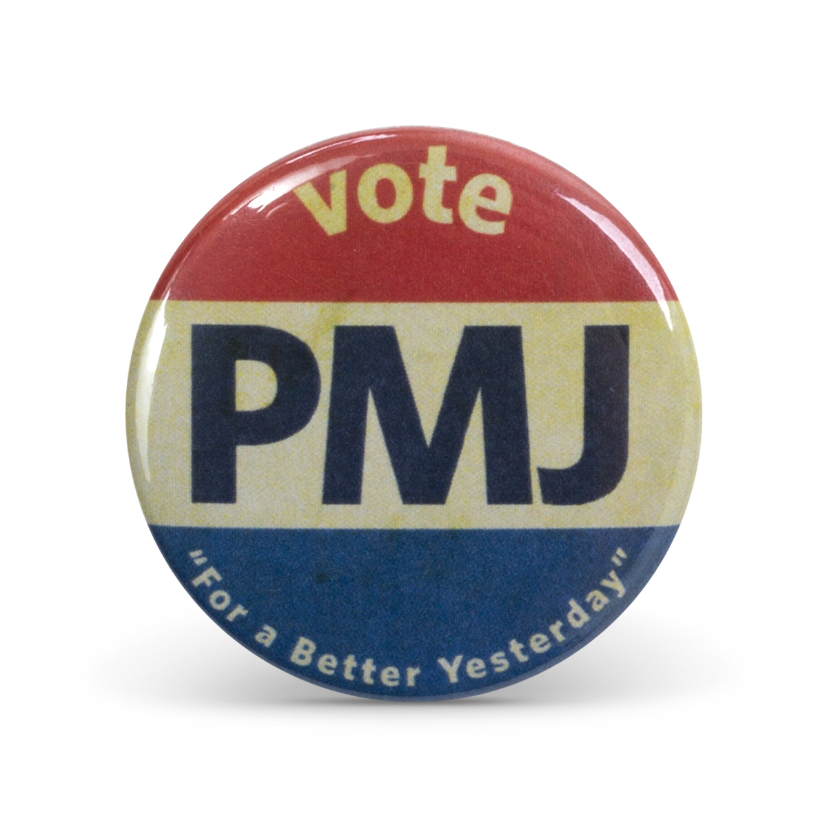 Vote PMJ Pin