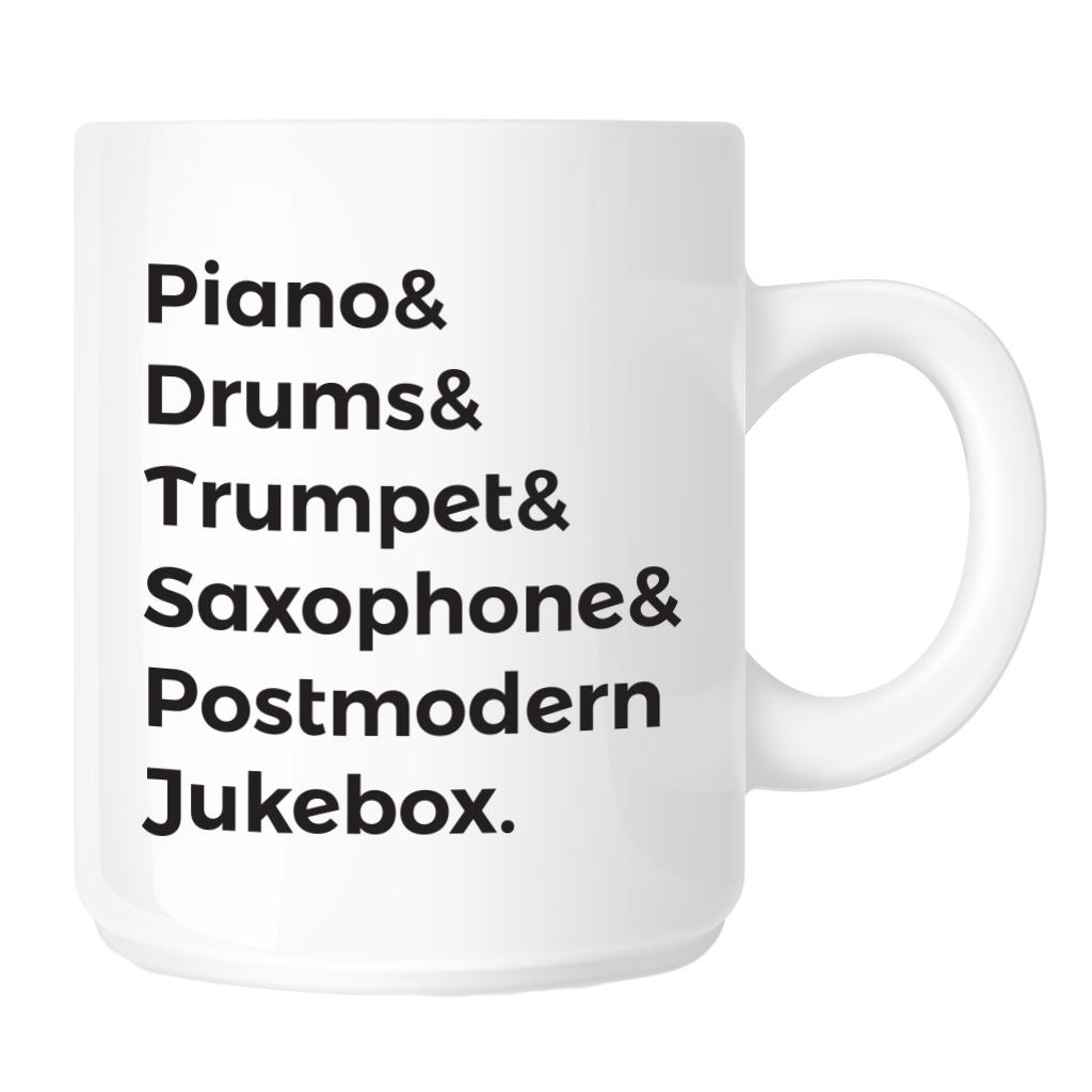 Instruments Mug