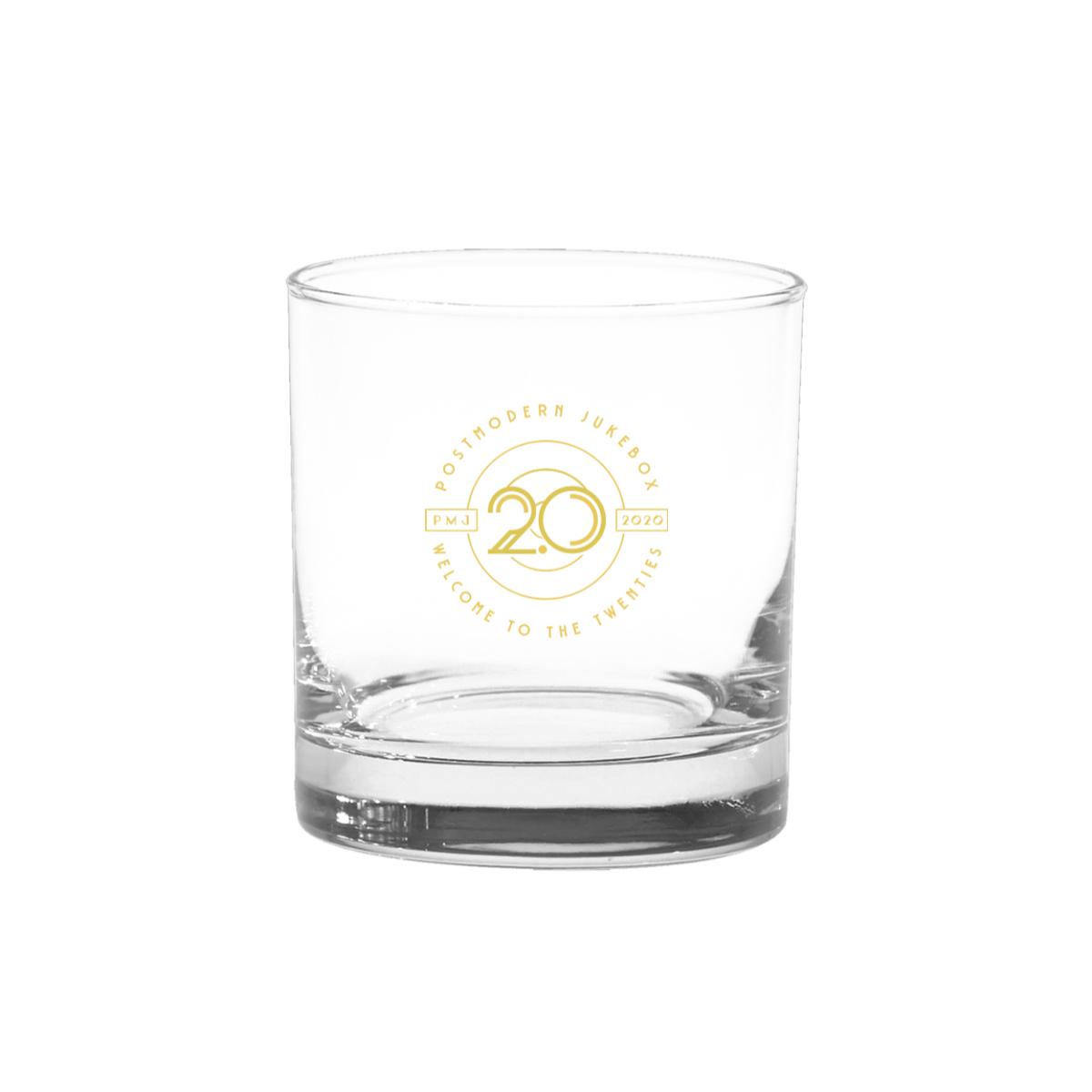 Twenties 2.0 Cocktail Whiskey Glass