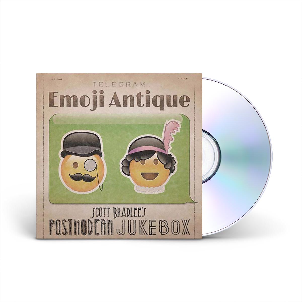 Emoji Antique [CD]
