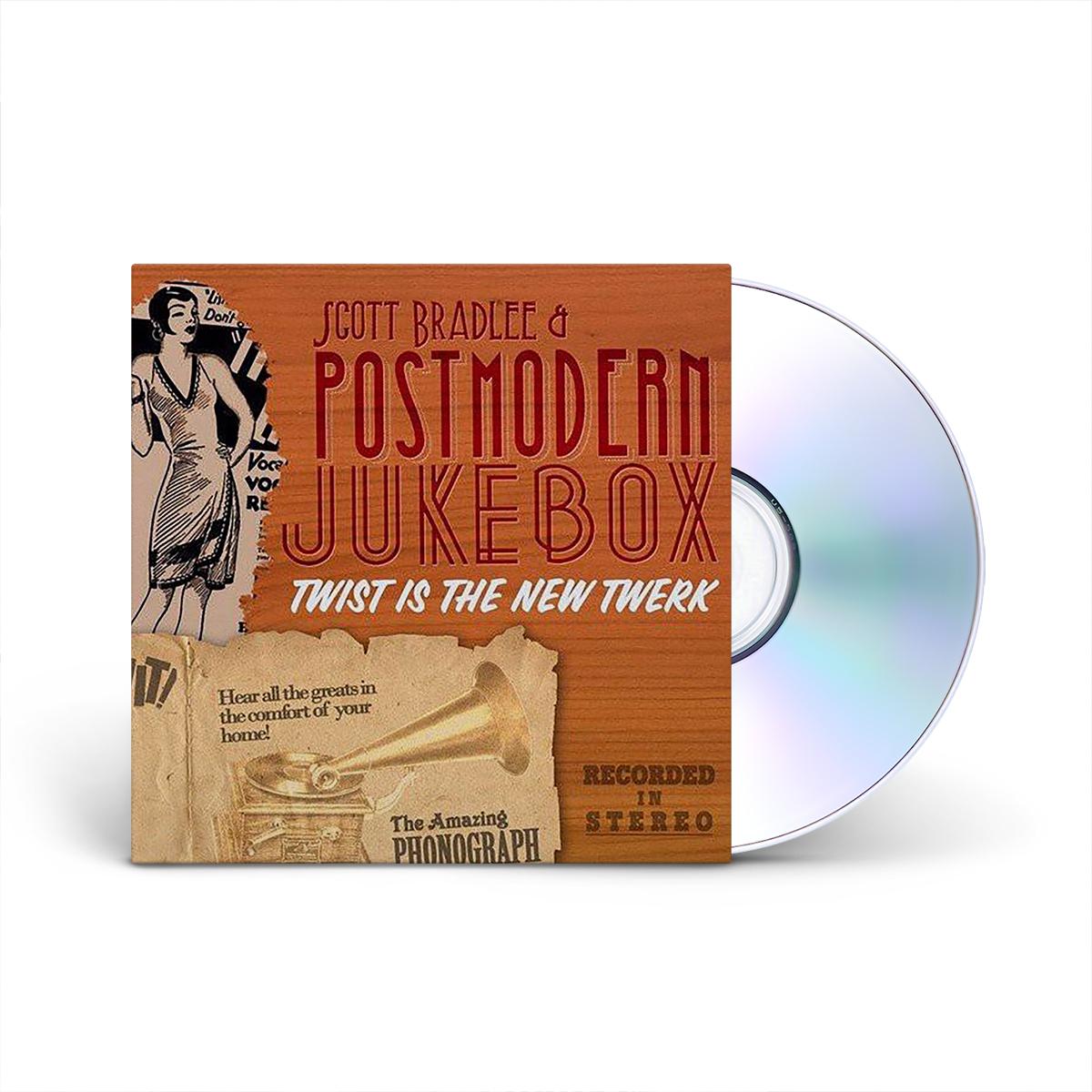 Twist Is The New Twerk [CD]