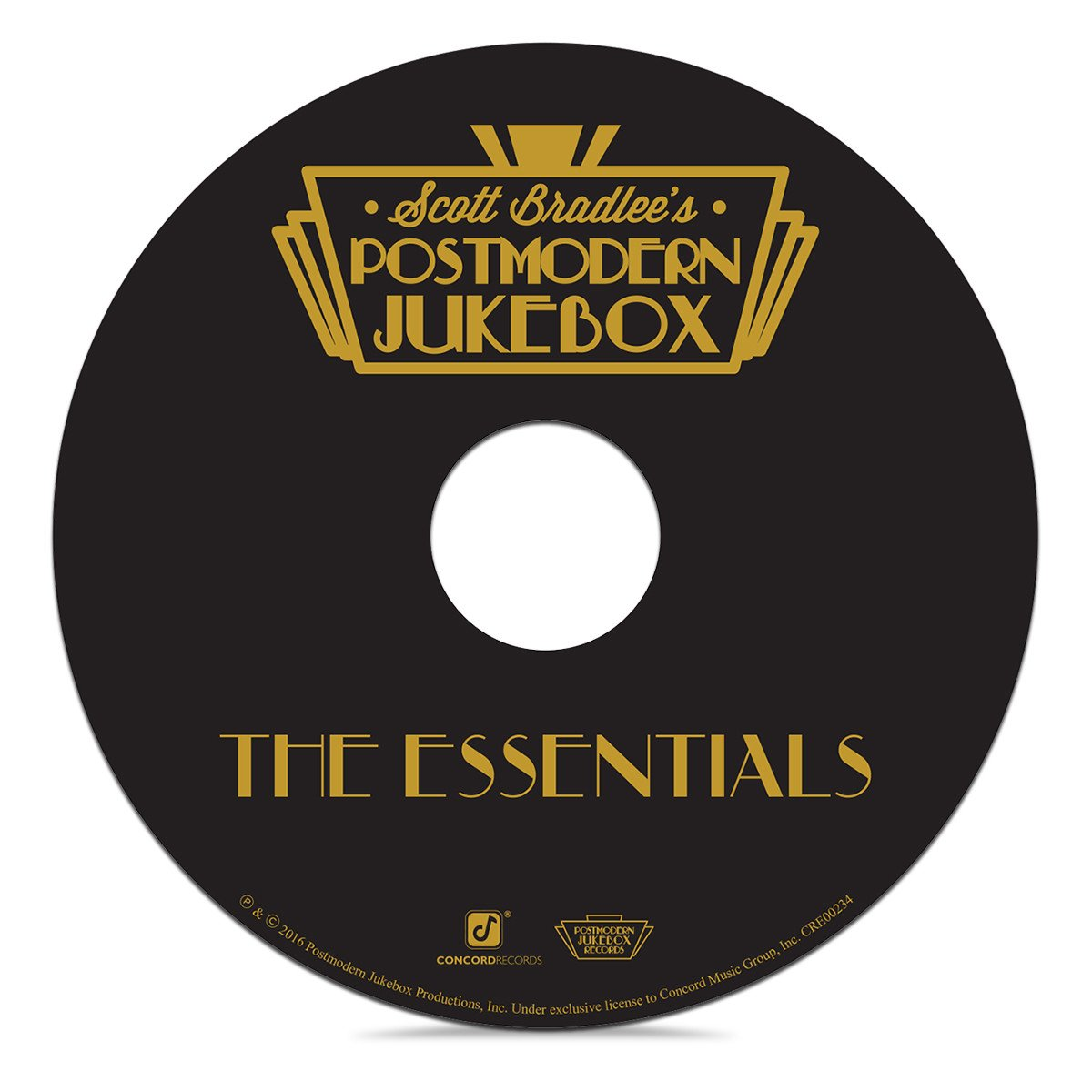 The Essentials Album [CD]
