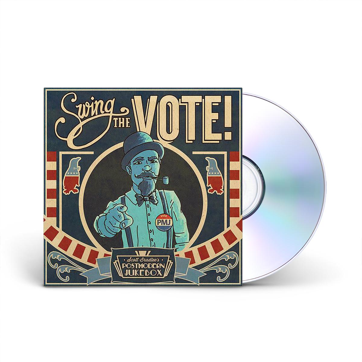 Swing The Vote [CD]