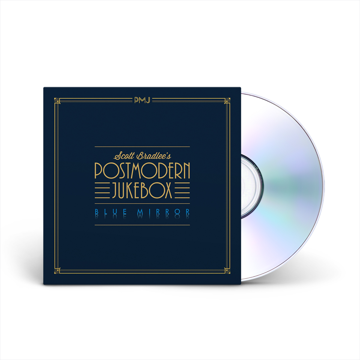 Blue Mirror [CD]