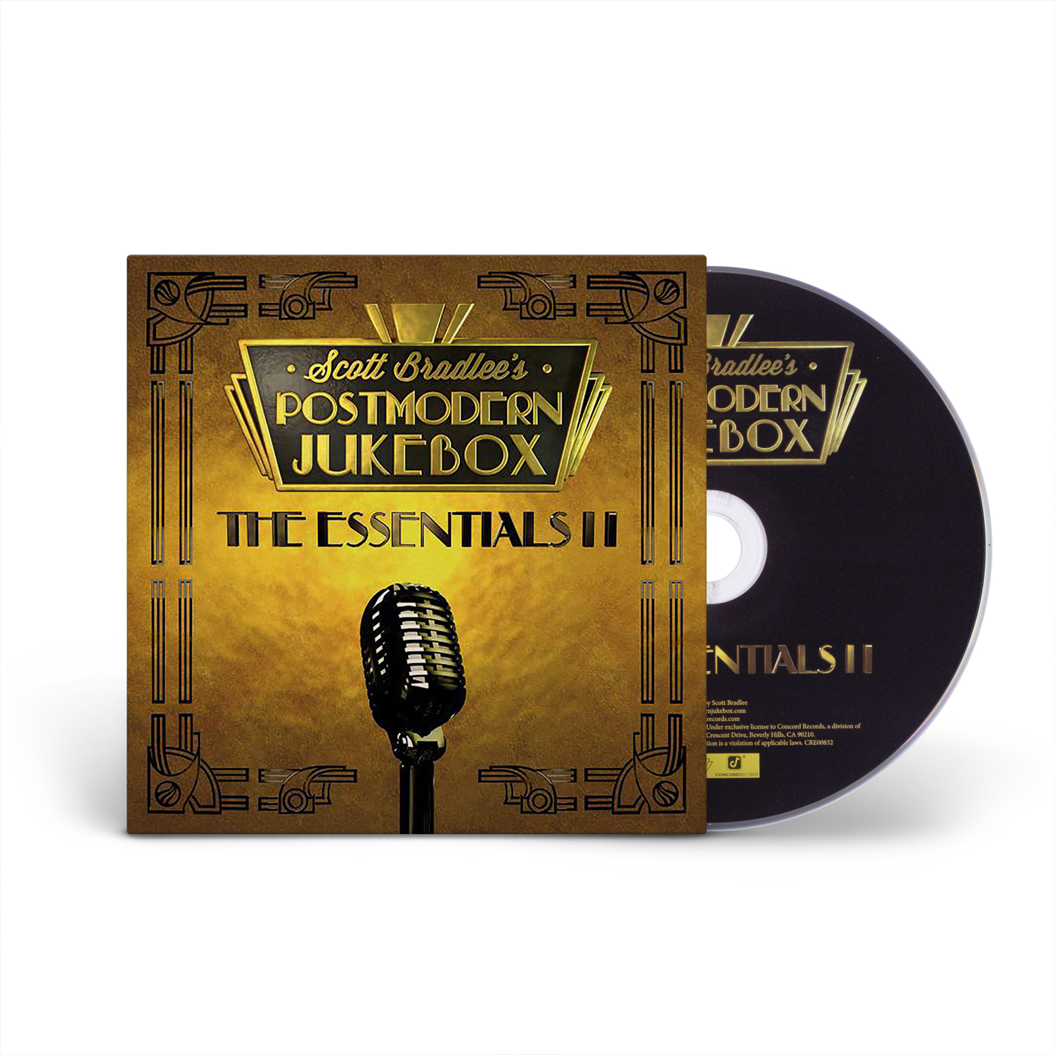 The Essentials II Album [CD]