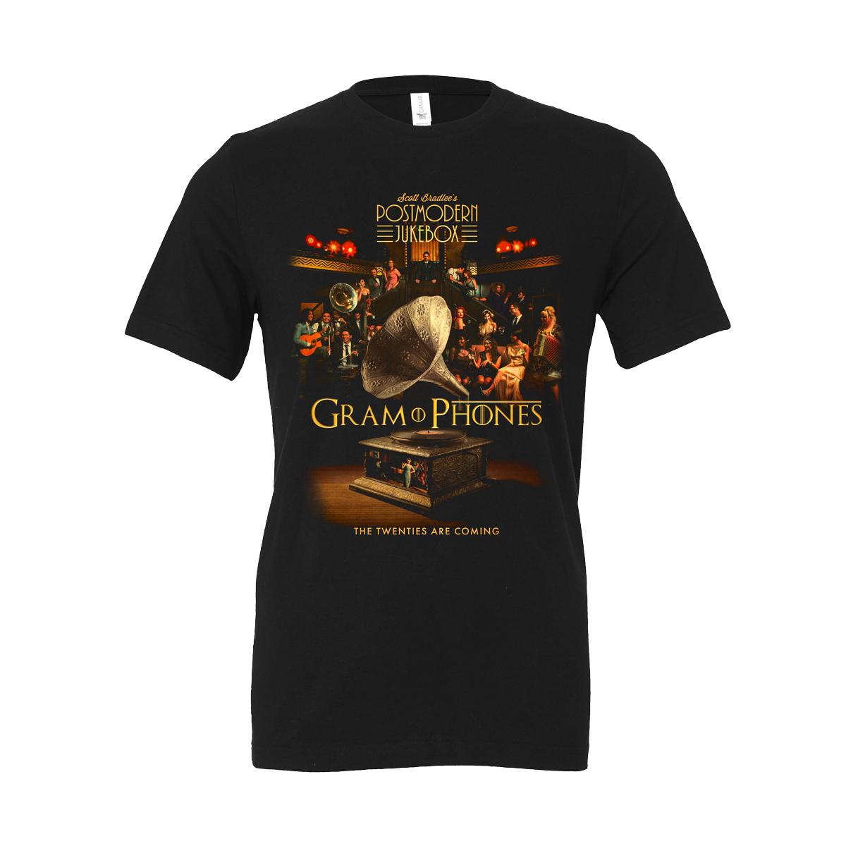 Gram-o-Phones T-Shirt